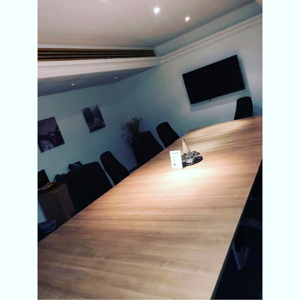 Longcroft House Boardroom