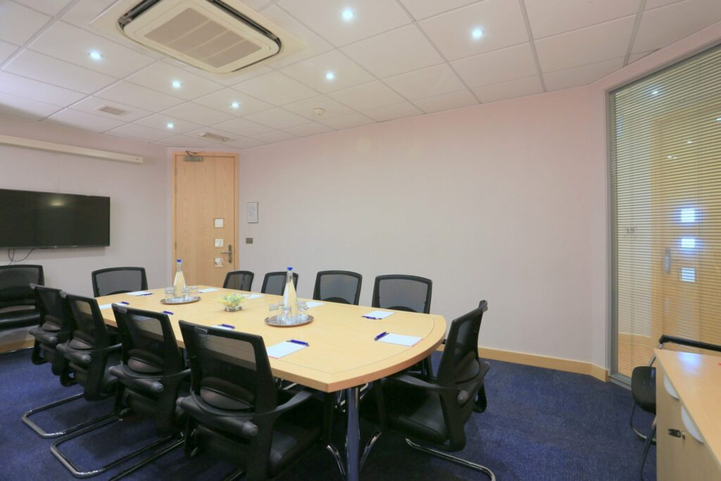 Sandford Gate Boardroom at Clarendon