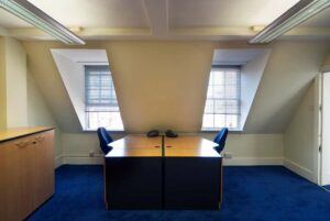Bruton Street Office Space