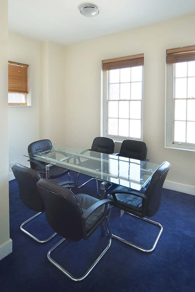 Bruton Street Meeting Room