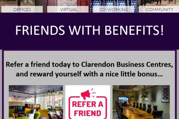 Friends with Benefits - Clarendon