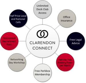 Clarendon Connect Benefits