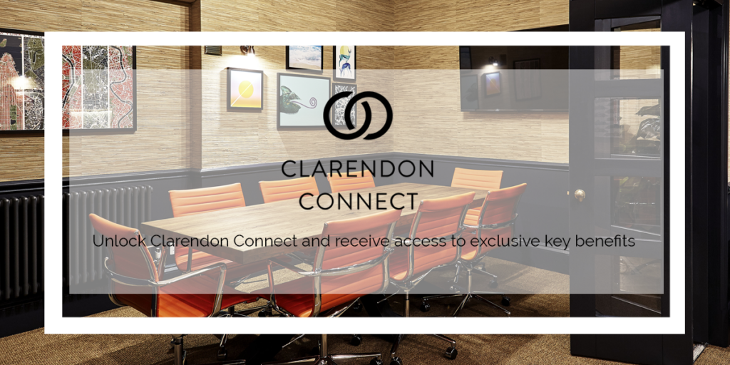 Clarendon Connect - Key Benefits