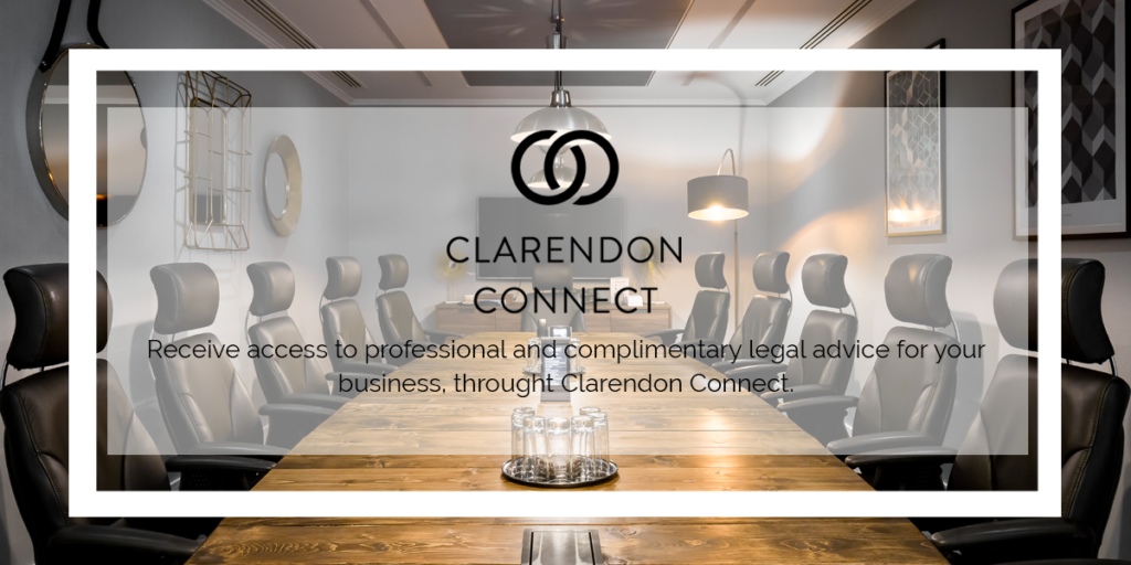 Clarendon Connect Free Legal Advice